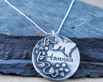 Personalized Name Pendant/Charm...Made to Order