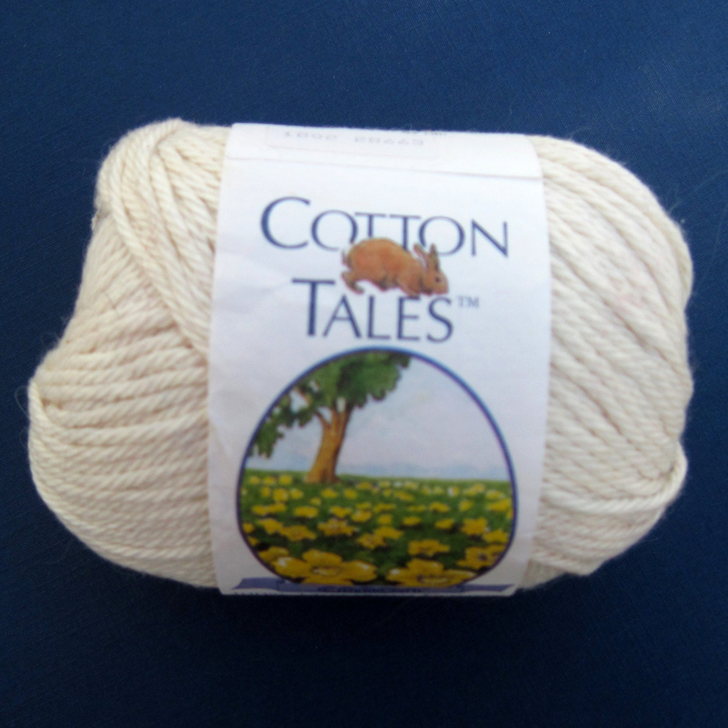 Cotton Yarn Cotton Tales By Caron Worsted Weight 4 By