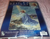 """Designs for the Needle """"Gethsemane"""" Counted Cross Stitch Kit...Rare Find"""