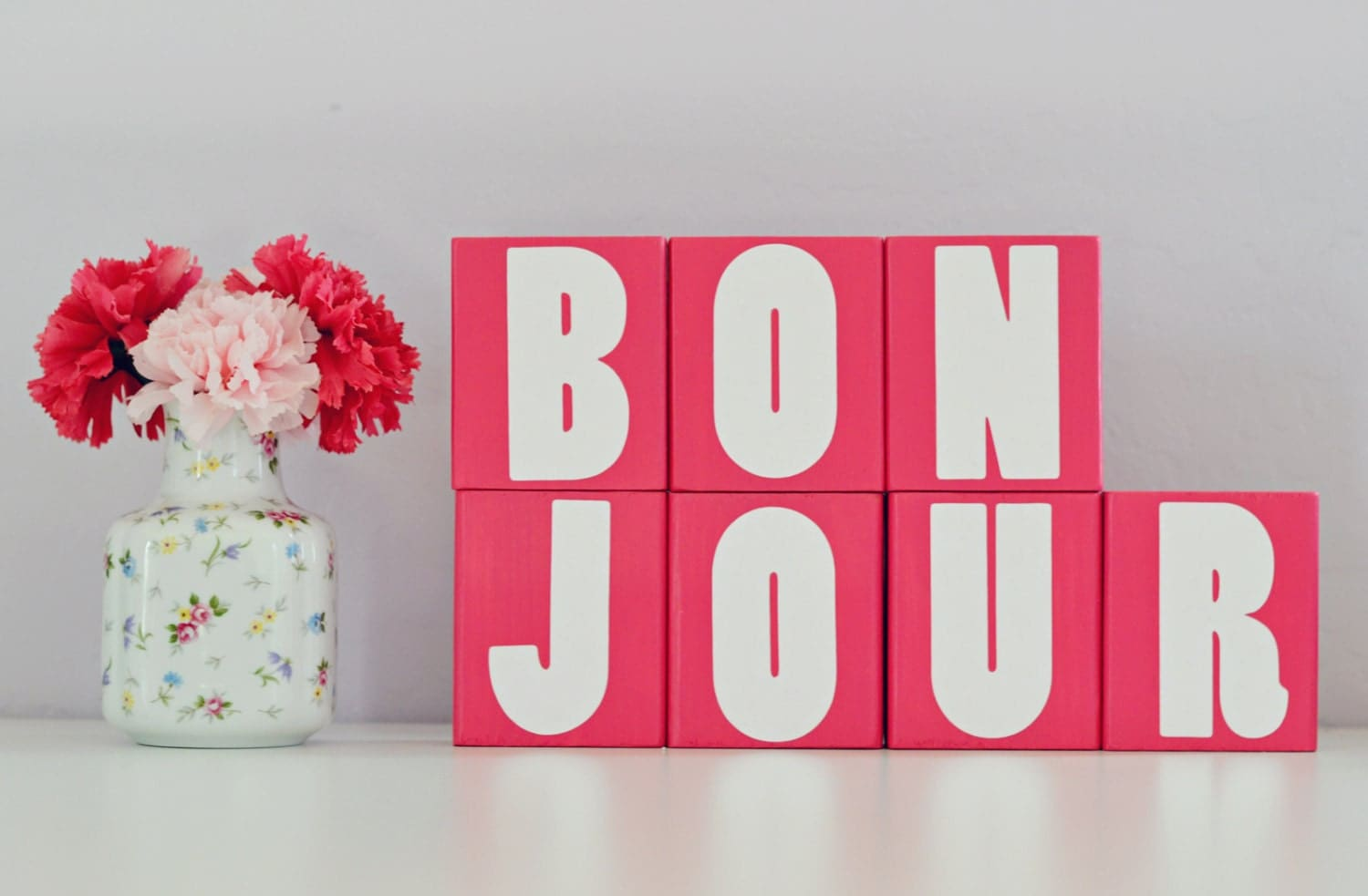 bonjour sign french bedroom decor french baby shower