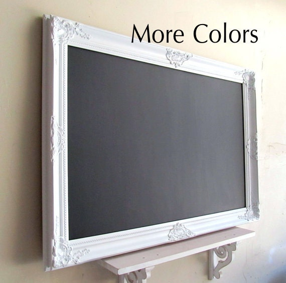 large wedding chalkboard for sale wedding signage sign white framed chalk board wedding menu wedding program