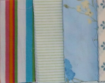 """Dreamy 4"""" Quilt Squares (45 plus) for quilting or crafting"""