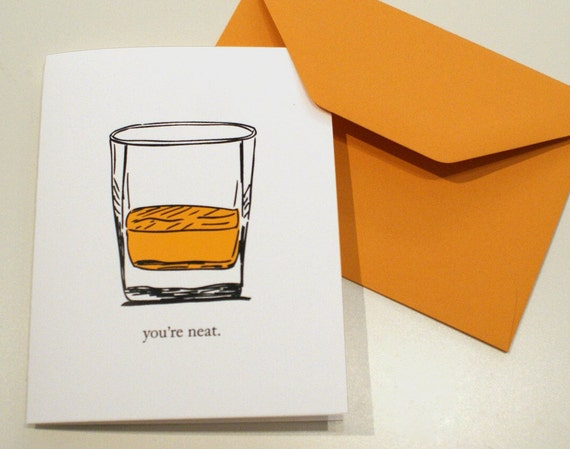 You're neat Greeting Card