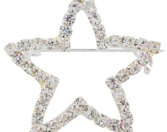 Star Pin Brooch Pin 1012431
