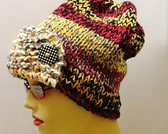 LumberJack Tweed Slouch Hat