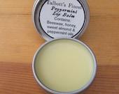 Handmade Peppermint lip balm