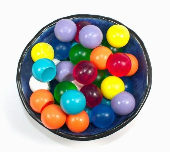 Decorative Soap Balls Extraordinary Soap Spheres Set Of 27 Marbles Balls Circles Gumballs Design Inspiration