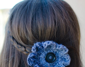 Sophie Flower Hair Clip