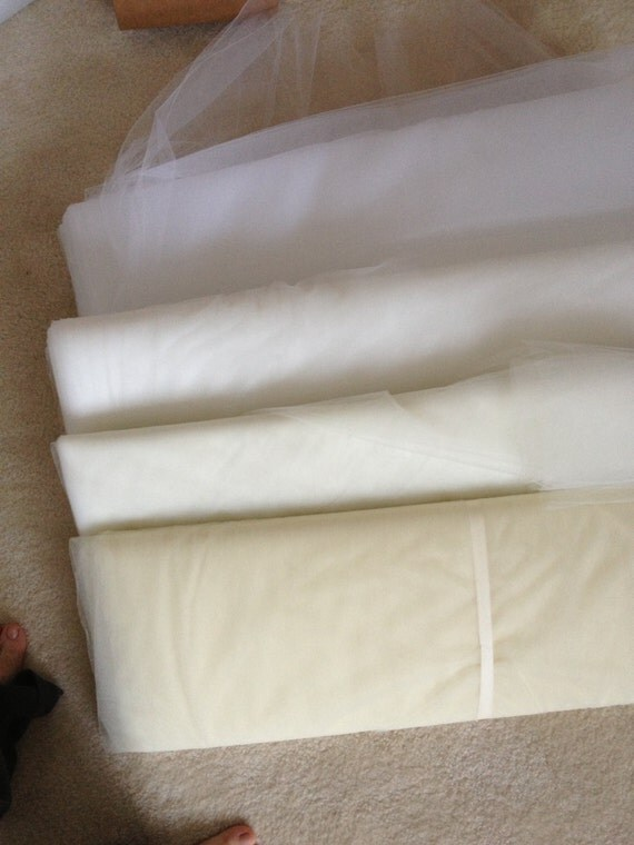 Sample of veil material
