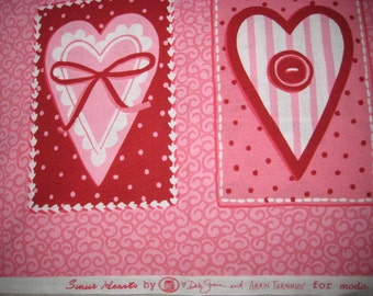 Quilter Quality Fabric - Out Of Print-Deb Strain & Arrin Turnmire Sweet Hearts Collection