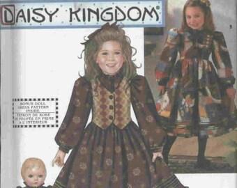 Daisy Kindom by Simplicity 9851 Sizes 3-4-5-6