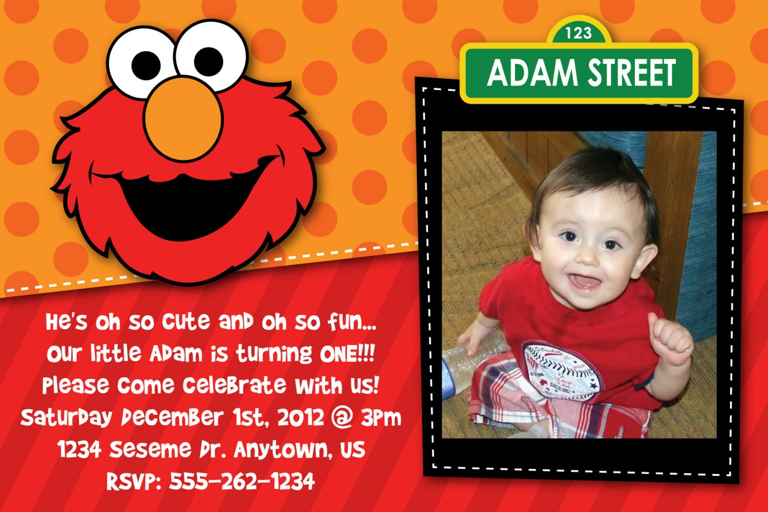 Sesame Street Invitation Wording with best invitation template