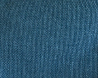 TEAL Multipurpose solid upholstery fabric