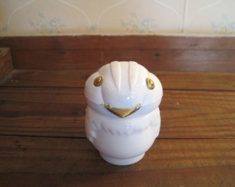Snow Bird Avon Bottle