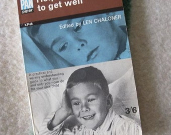 Helping Your Child to Get Well Pan Piper Paperback Book