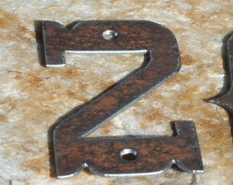 Rustic Metal Letters And Numbers Amazing Rustic Metal Letters Recycled Steel 6 Inch Tall Recycled Steel Design Ideas