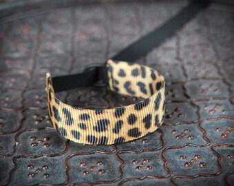 NEW Design Leopard Wrist Strap - DSLR Wrist Strap Camera Strap