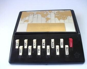 Vintage Executive Telephone Directory