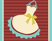 Add an extra child's apron to the mommy and me sets