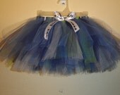 Seattle Seahawks tutu skirt