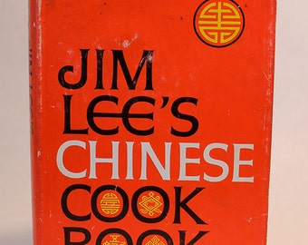Jim Lee's Chinese CookBook 1968