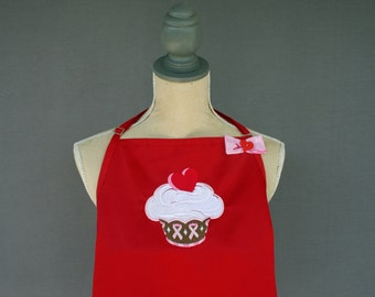 Support is Sweet - Breast Cancer Awareness apron