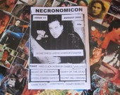 NECRONOMICON 11 horror fanzine UK zine Lost Boys geek retro movie films