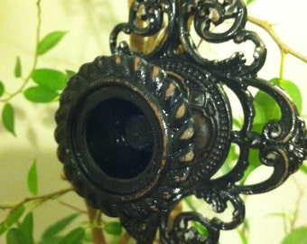 Wall Hook/ Shabby Chic Hook / Wall Hanger / Wall Decor/ Home and Garden Decor