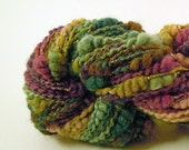 Handspun Beehive Coiled Art Novelty Yarn