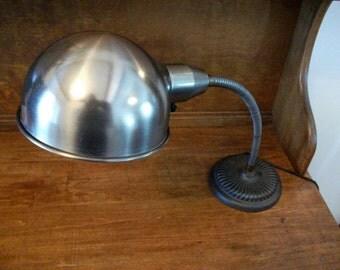 Lamp - Vintage Desk Lamp - Art Deco Lamp