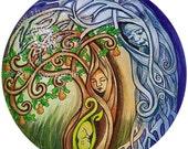 "Sticker - ""Legacy"" Mandala"