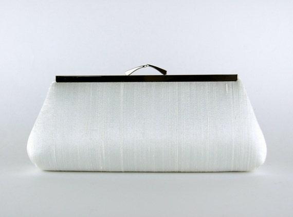 Silk Clutch, wedding clutch, wedding bag, bridesmaid clutch, Bridal clutch, Purse for wedding
