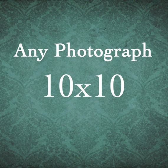 10x10 - Fine Art Photography Print  - Your Choice - Dreamy and Vintage Inspired - Baby Nursery - Home Decor - Custom Photograph