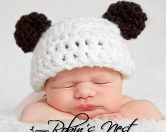 Pdf Pattern No 29 Crochet Pixie Hat Size Newborn Reborn