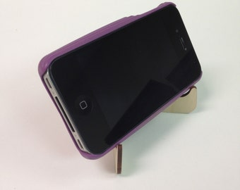 Wooden Laser Cut iPhone Stand