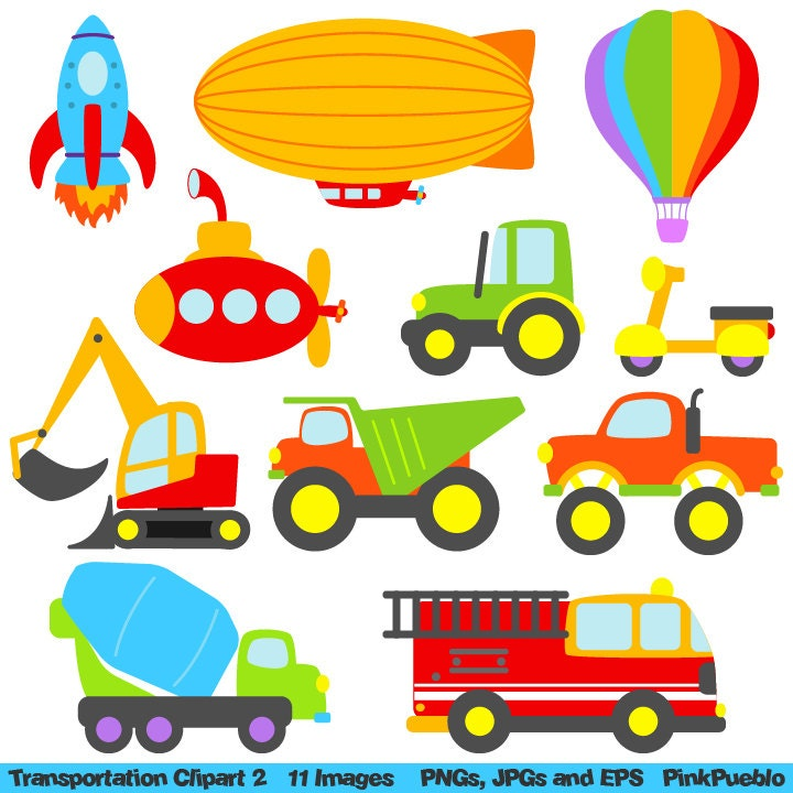 free clipart images transportation - photo #9