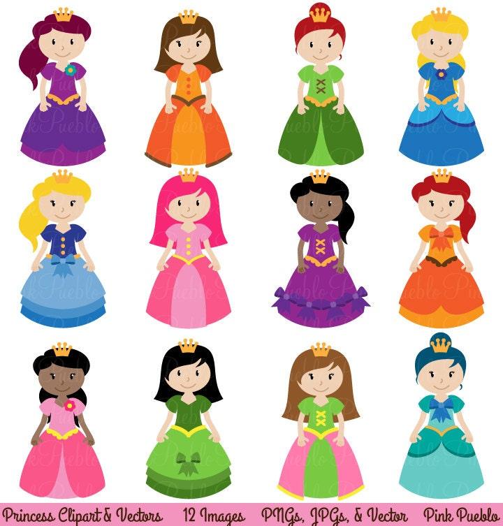 clipart princess free - photo #30