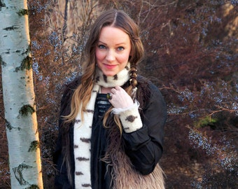 spirit of the birch KNITTING PATTERN