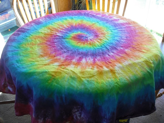 Tie dye Round Tablecloth by DoYouDreamOutLoud on Etsy : il570xN423258765s9ml from www.etsy.com size 570 x 428 jpeg 69kB