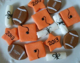 GRADUATION MINTS - Great for Graduation Celebrations - 6 dozen Cream Cheese Mints