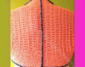 Shrugs, Handmade Stretchy Shrug , Long Sleeve Shrug, Cotton And Stretch Fabric Shrug,