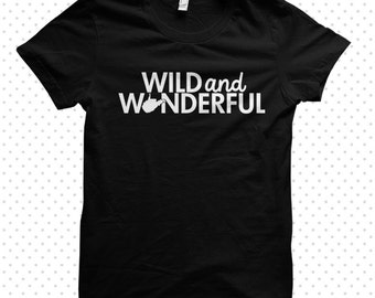 Wild & Wonderful West Virginia:  made-to-order tshirt