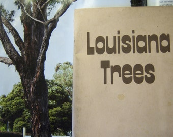 Vintage Louisiana Trees Guide