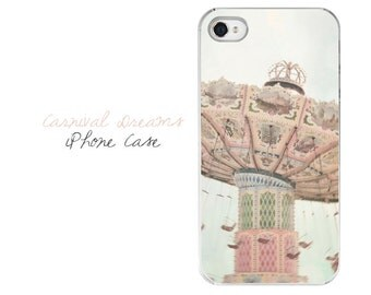 Carnival iPhone Case, Pastel Carnival Photography iPhone 7 Case, Carnival iPhone 6 Case, Whimsical iPhone Case, Pretty iPhone 7 Plus Case