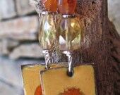Here Comes the Sun - ARTisan Earrings