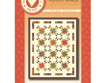 Autumn Breeze Pattern designed by Sandy Gervais of Pieces From My Heart