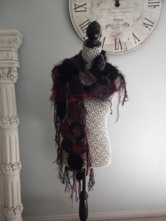 medallion scarf free shipping sale