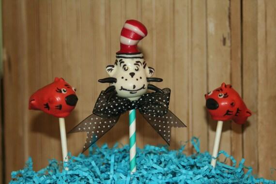 Mom's Killer Cake Pops Custom Character or Themed Cake Pops