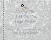 Vector Logo File Ad On- EPS File & Illustrator File