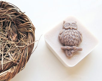 SOAP SAMPLER SET  - Three Miniature Soaps, You Pick the Scent, Vegetable Based, Handmade